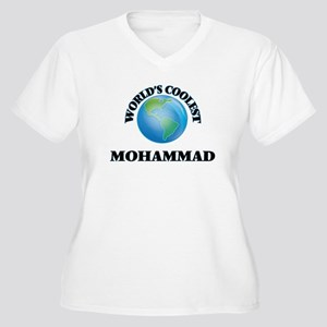 World's Coolest Mohammad Plus Size T-Shirt