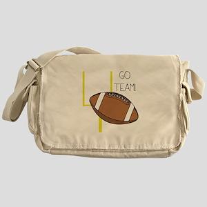 Go Team Messenger Bag