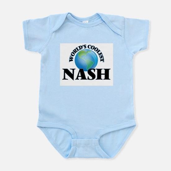 World's Coolest Nash Body Suit