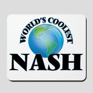 World's Coolest Nash Mousepad