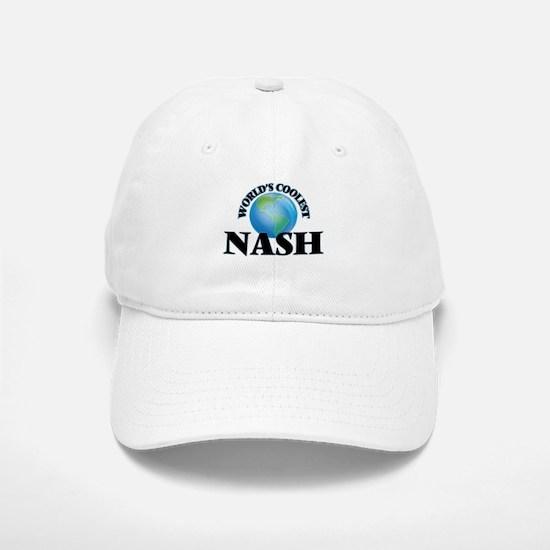 World's Coolest Nash Baseball Baseball Cap
