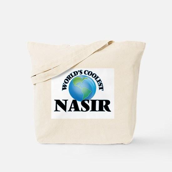 World's Coolest Nasir Tote Bag