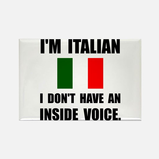 Italian Inside Voice Magnets