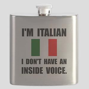 Italian Inside Voice Flask