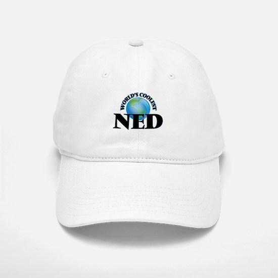 World's Coolest Ned Baseball Baseball Cap