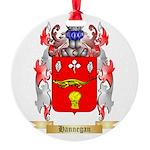 Hannegan Round Ornament