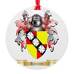 Hanneen Round Ornament