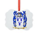 Hannay (Scottish) Picture Ornament