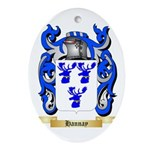 Hannay (Scottish) Ornament (Oval)