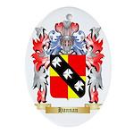 Hannan Ornament (Oval)