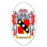 Hannam Sticker (Oval 10 pk)