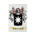 Hannaford Rectangle Magnet (100 pack)