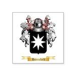 Hannaford Square Sticker 3