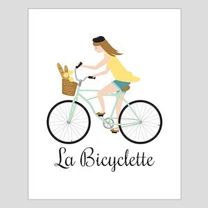 La Bicyclette Posters