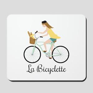 La Bicyclette Mousepad