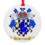 Hanman Round Ornament