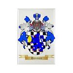 Hanman Rectangle Magnet (10 pack)