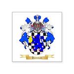 Hanman Square Sticker 3