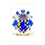 Hanman Sticker (Rectangle)