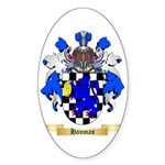 Hanman Sticker (Oval 10 pk)