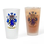 Hanman Drinking Glass
