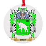 Hanly Round Ornament