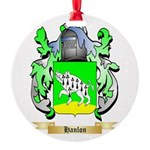Hanlon Round Ornament