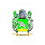 Hanlon Sticker (Rectangle 50 pk)