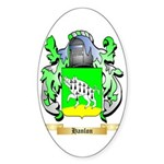 Hanlon Sticker (Oval)