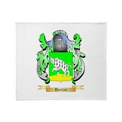 Hanlon Throw Blanket