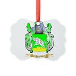 Hanlon Picture Ornament