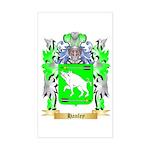 Hanley Sticker (Rectangle)