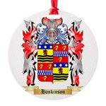 Hankinson Round Ornament