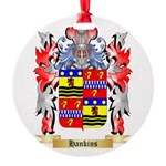Hankins Round Ornament
