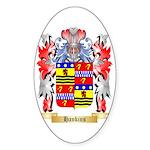 Hankins Sticker (Oval)