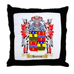 Hankins Throw Pillow