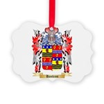 Hankins Picture Ornament