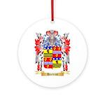Hankins Ornament (Round)