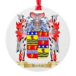 Hankin Round Ornament