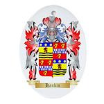 Hankin Ornament (Oval)