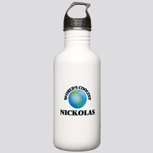 World's Coolest Nickol Stainless Water Bottle 1.0L
