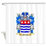 Haning Shower Curtain