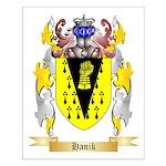 Hanik Small Poster