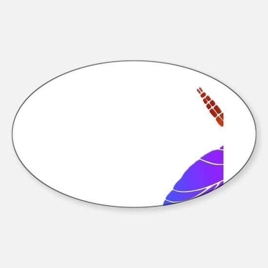 Dive Bombing Iridescent Dragonflie Decal