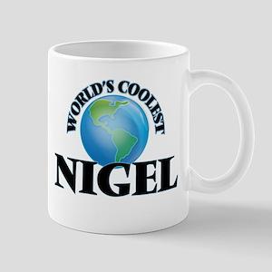 World's Coolest Nigel Mugs