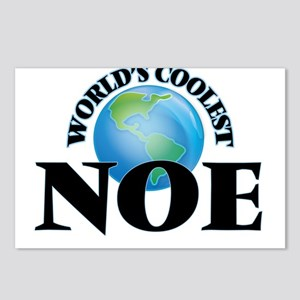 World's Coolest Noe Postcards (Package of 8)