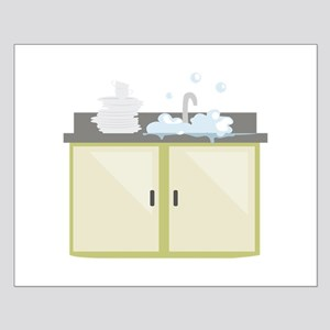 Clean Dishes Posters