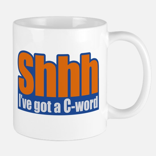 Blue Mountain State C Word Mugs