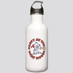Party At The Goat Stainless Water Bottle 1.0l