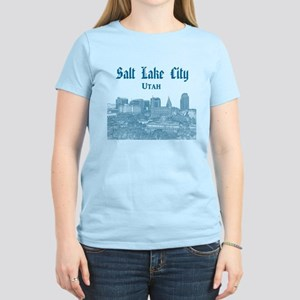 Salt Lake City Women's Light T-Shirt